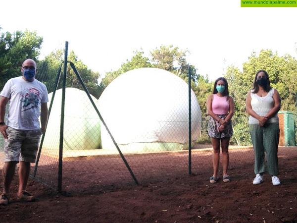El Ayuntamiento de La Villa De Garafía instala un punto de observación astronómica