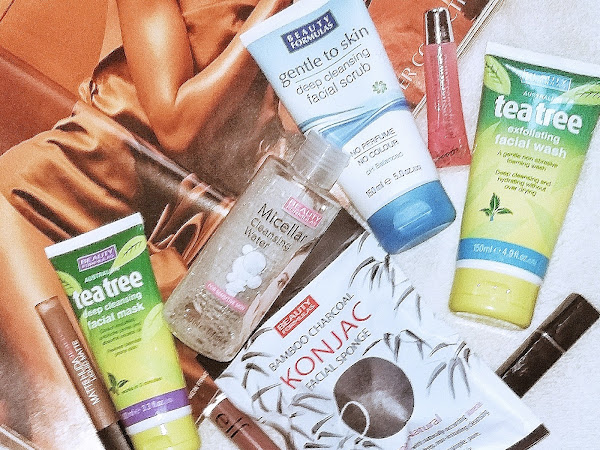 Face Care With Beauty Formulas