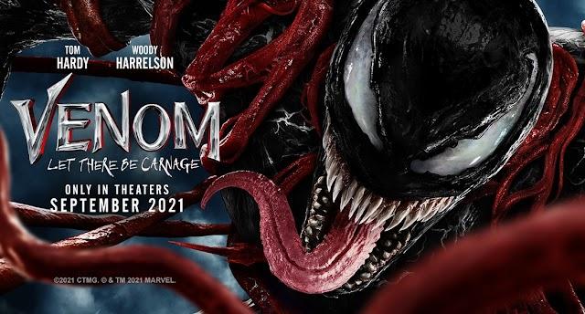 Venom: Let There Be Carnage (Trailer Film 2021) Venom: Să fie carnagiu