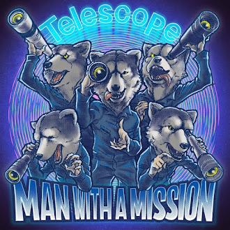 [Lirik+Terjemahan] MAN WITH A MISSION - Telescope (Teleskop)