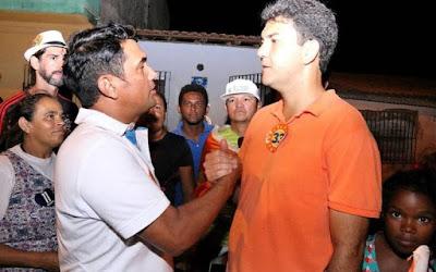 Roberto Rocha e Braide dançaram - o que fizeram com Wellington do Curso - terão a vingança das urnas