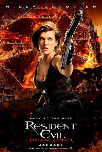 Resident Evil The Final Chapter 2016 Dual Audio Hindi Full Movie Download