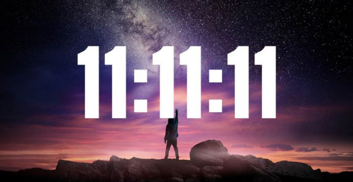 November 11, 2018 Will Be The Day Of Transformation, Opportunity And Abundance