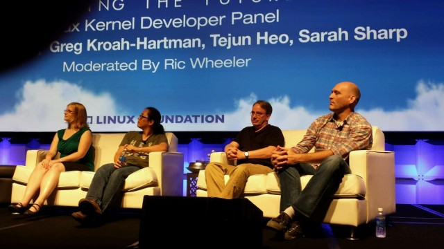 U.S. Government asked Linus Torvalds to insert Backdoor Into Linux