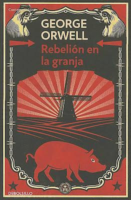 Rebelión en la granja, George Orwell