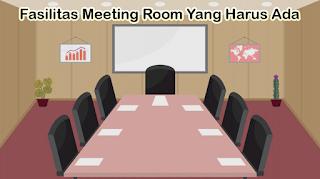 Fasilitas Meeting Room