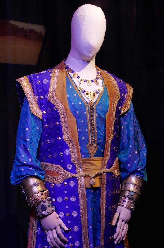 Aladdin Genie film costume