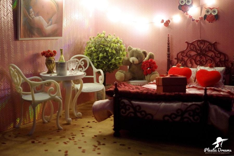 barbie bedroom
