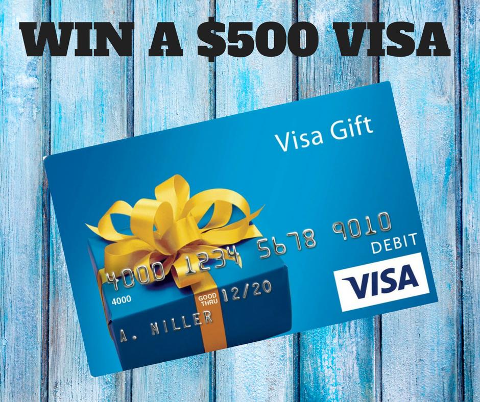 Global News Is Giving Away A $500 Visa Gift Card