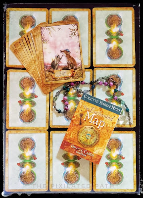 Enchanted Map Oracle Cards and Guidebook