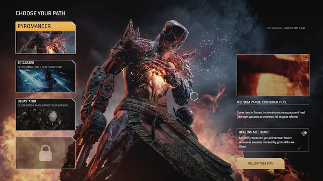 Outriders: demo do novo game impressiona com gráficos e realismo
