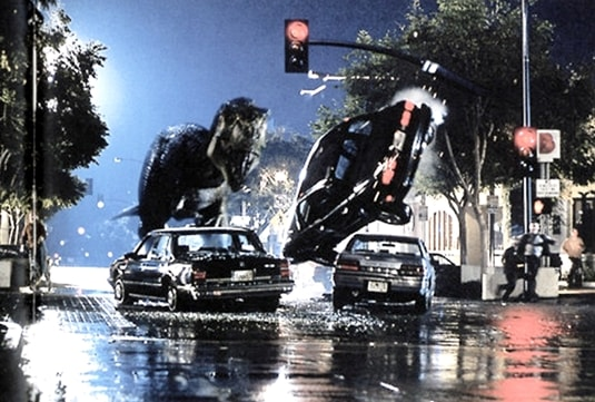 Jurassic Park 2 . Il mostro in città