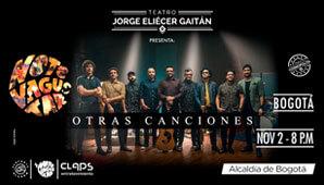 Concierto de NO TE VA GUSTAR en Bogotá 2019