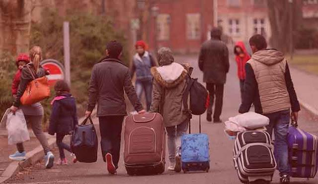 المهجرون السوريون يتصدرون سوق العمل في مدينة ألمانية.