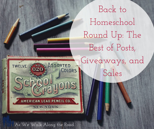 Back-to-Homeschool resources