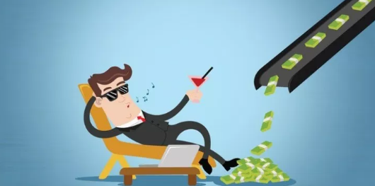 Gambar tentang Aktif income