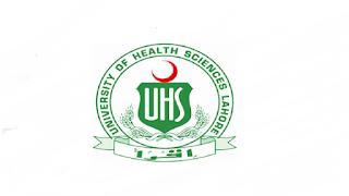 www.uhs.edu.pk - University of Health Sciences Kala Shah Kaku Jobs 2021 in Pakistan