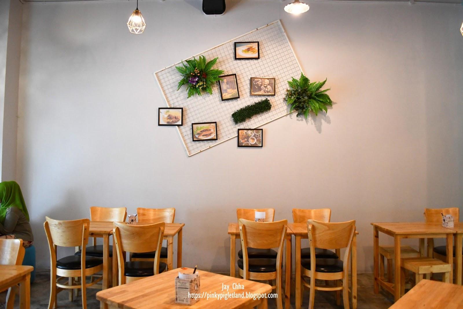 Jay Chha Penang Food Blog & Village Kitchen @ Solaria Square Bayan Lepas Penang