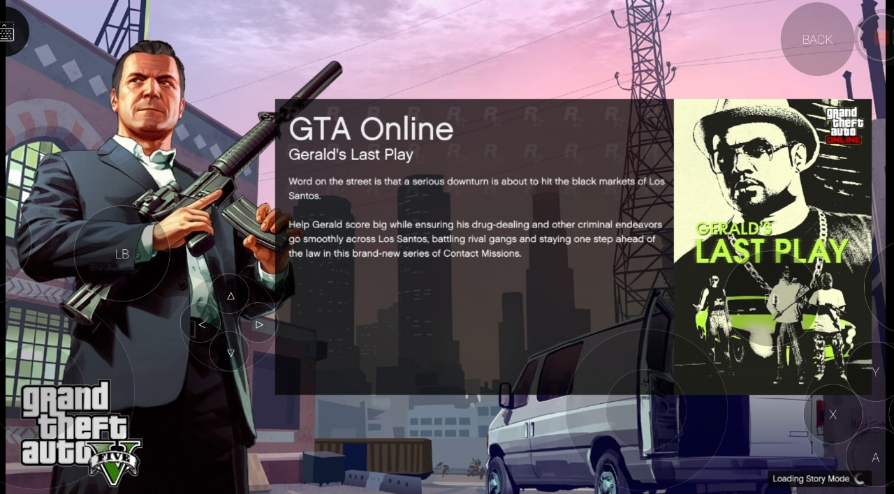 Play free gta 5 on android