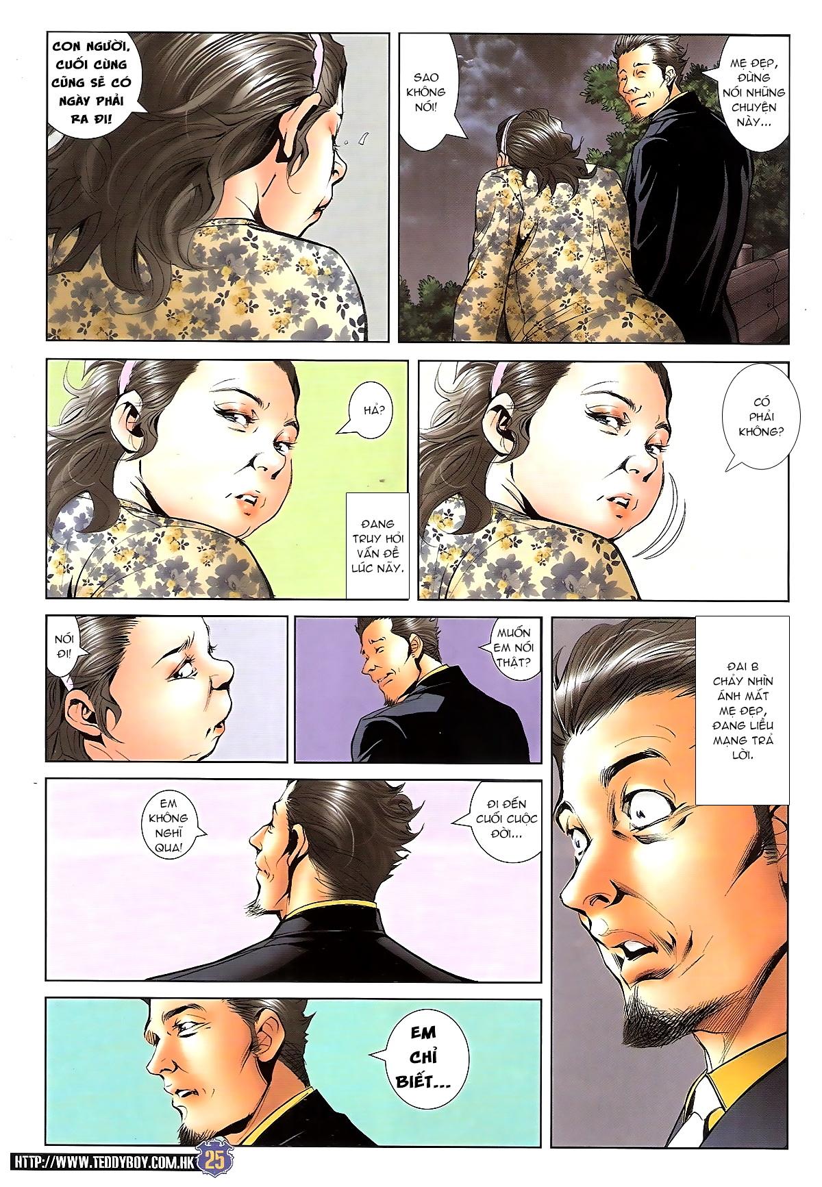 Người Trong Giang Hồ chapter 1642: anh hùng khí đoản trang 24