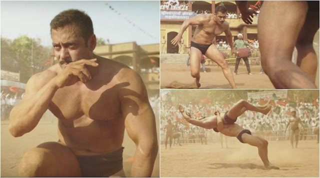 """""""Sultan"""" Movie 2016 Cast And Salman Khan's Role In The Movie"""
