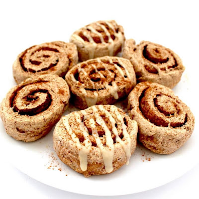 30-Minute Vegan Cinnamon Rolls