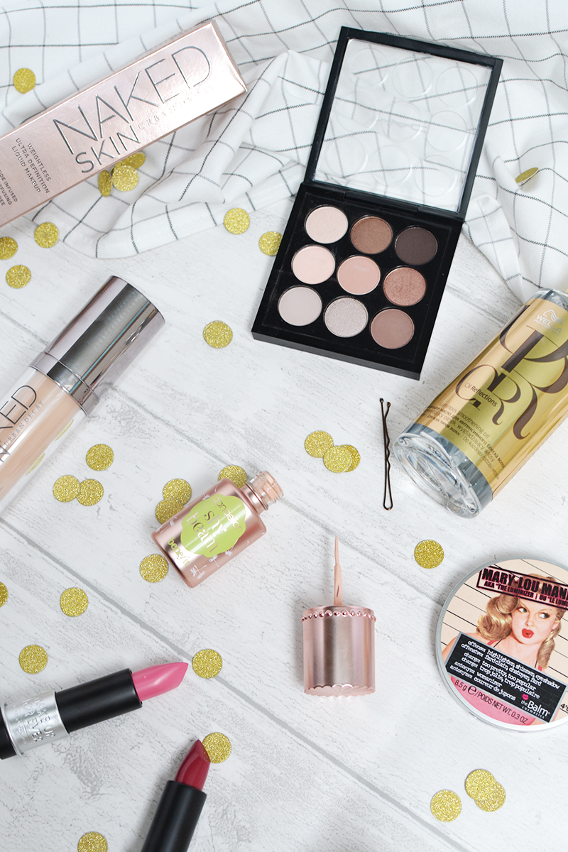 New Beauty Releases August 2016 Urban Decay MAC Wella Benefit The Balm | Colours and Carousels - Scottish Lifestyle, Beauty and Fashion blog