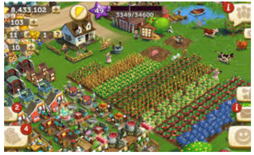 farmville game app -  Farmville Game On Facebook