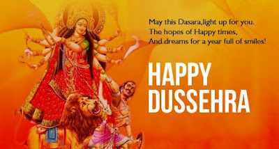 10 lines on dussehra