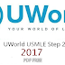 Uworld USMLE step 2 2017 Step2