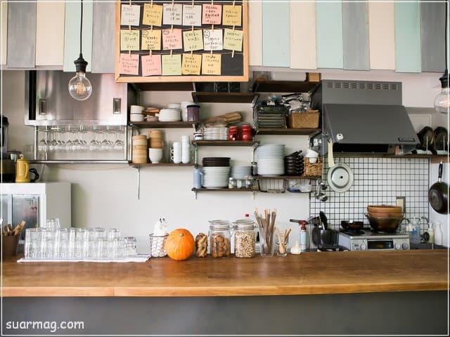 ديكورات مطابخ صغيرة 9   Small kitchen Decors 9