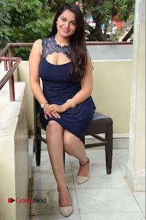 Actress Ashwini Pictures in Short Dress at Vinodam 100 Percent Press Meet  0462.JPG