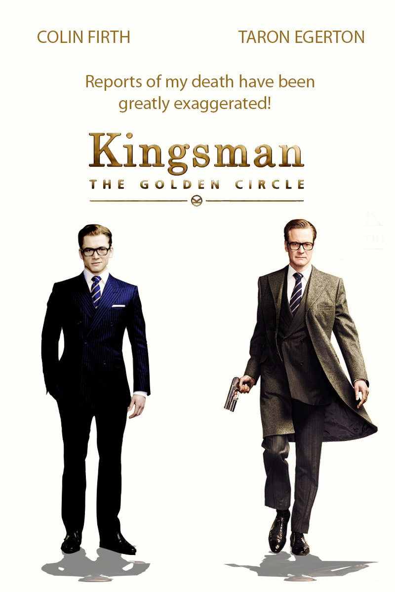 Download Kingsman The Golden Circle 2017 Dual Audio Hindi(Cleaned) 720p HD Torrent