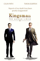 Kingsman 2 The Golden Circle 2017 Hindi [Clean Audio] 720p HDTS New Source