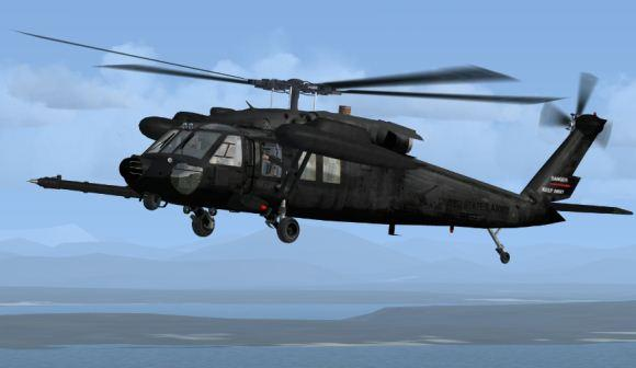 UH-60 varian dari Black Hawk standar