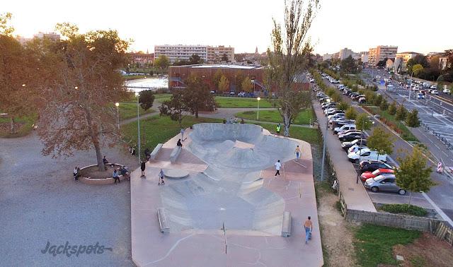 skatepark montauban