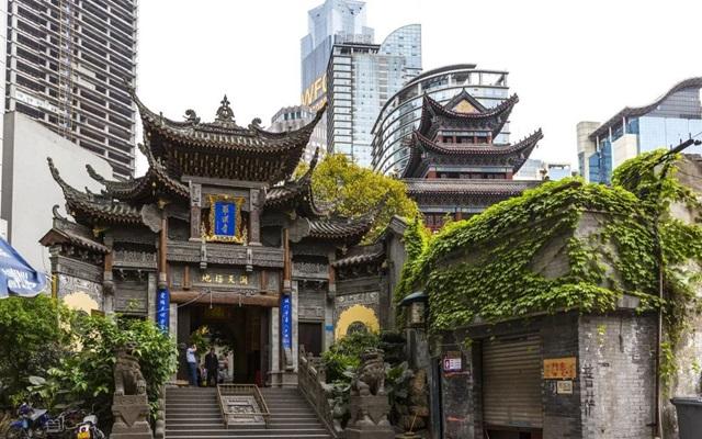 วัดหลัวฮั่น (Luohan Temple)