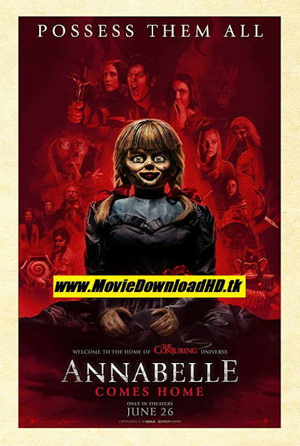 Annabelle Comes Home 2019 Hindi Dubbed Full Movie Download