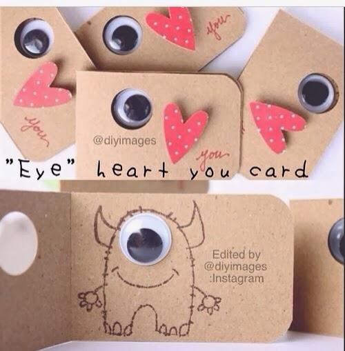 Panda Raige Cute Valentine Cards