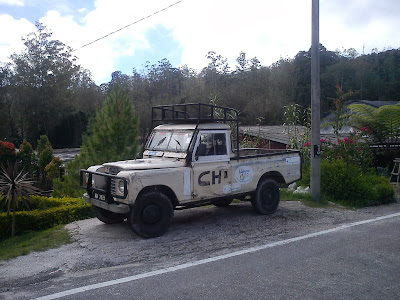 Our Cameron Highlands is globally famous for its Land Rovers - Lots of Photos