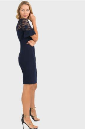 PAMELA MIDNIGHT-BLUE DRESS (RMNOnline.net)