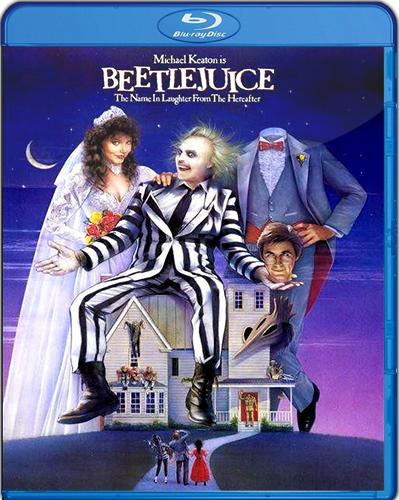 Beetlejuice [1988] [BD25] [Latino]