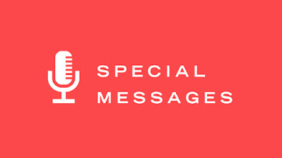 3 Tips for Sending Special Messages