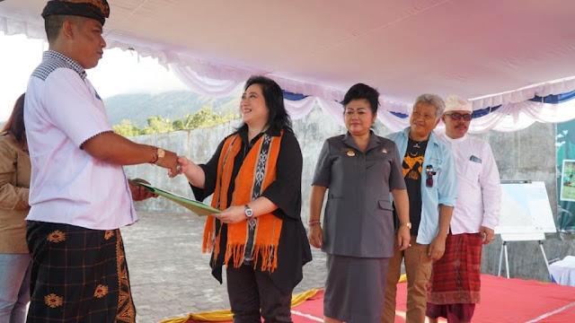 Desa Dukuh Dapatkan Hak Pengelolaan Hutan Desa 676 Ha