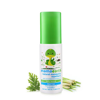 Mamaearth Natural Insect Repellent