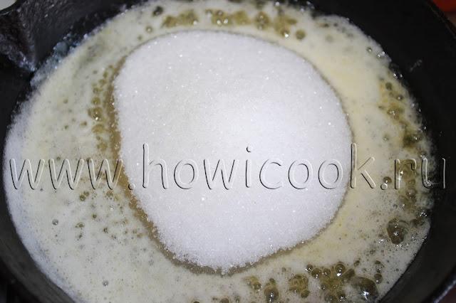 рецепт бананового тарта татен от джейми оливера с пошаговыми фото