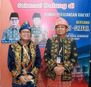Optimis Menangkan Pilgub Jambi, Jubir : Kita Unggul di Delapan Kabupaten/kota