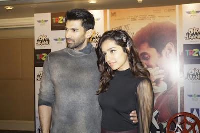 Ashiqui 2 pair Shraddha Kapoor and Aditya Roy Kapoor back with this time  OK Jaanu