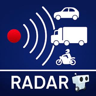 Ανίχνευση και ειδοποιήσεις για τις κάμερες ταχύτητας - Radarbot Free Speed Camera Detector Speedometer (Android - iOS)
