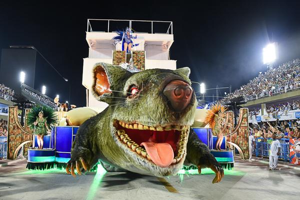 Torcedores poderão acompanhar a apuração do Carnaval 2018 na Avenida Mirandela, em Nilópolis